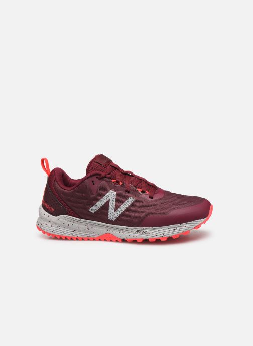 Sport shoes New Balance WTNTR Burgundy back view