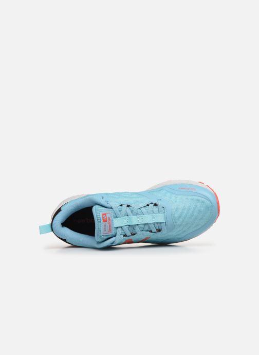 Chaussures de sport New Balance WTNTR Bleu vue gauche