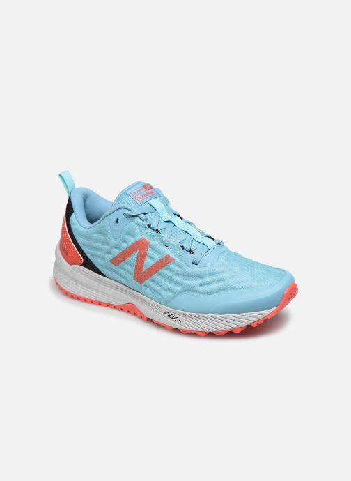 Chaussures de sport New Balance WTNTR Bleu vue détail/paire