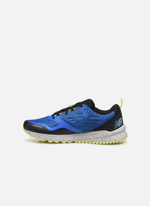 Sport shoes New Balance MTNTR Blue front view