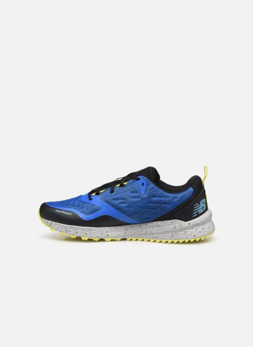 Chaussures de sport New Balance MTNTR Bleu vue face