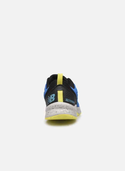 Sport shoes New Balance MTNTR Blue view from the right