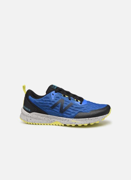 Sport shoes New Balance MTNTR Blue back view