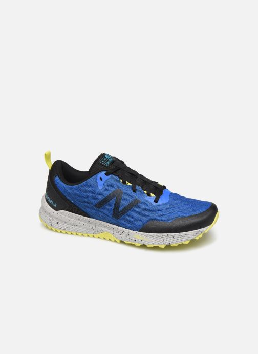 Sport shoes New Balance MTNTR Blue detailed view/ Pair view
