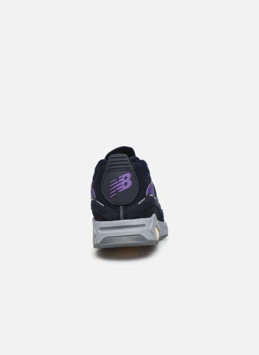 Sneakers New Balance MSXRC Azzurro immagine destra