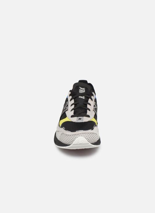 Baskets New Balance MSXRC Gris vue portées chaussures