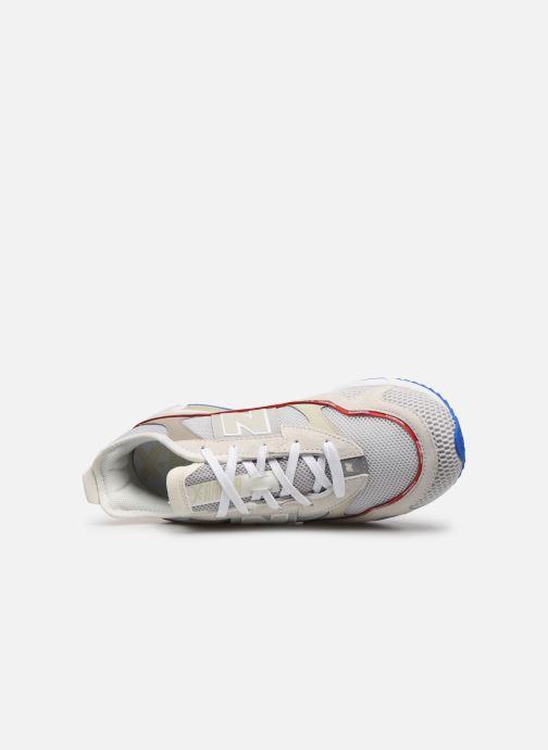 Baskets New Balance MSXRC Blanc vue gauche