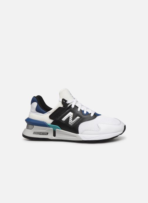 Trainers New Balance MS997 White back view