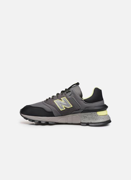 Sneakers New Balance MS997 Grijs voorkant
