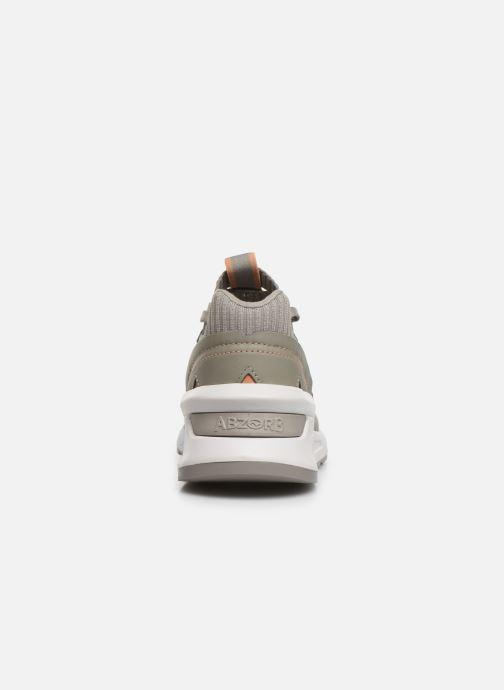 Baskets New Balance WS997 Gris vue droite