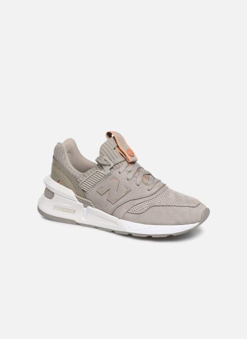 Sneakers New Balance WS997 Grå detaljeret billede af skoene