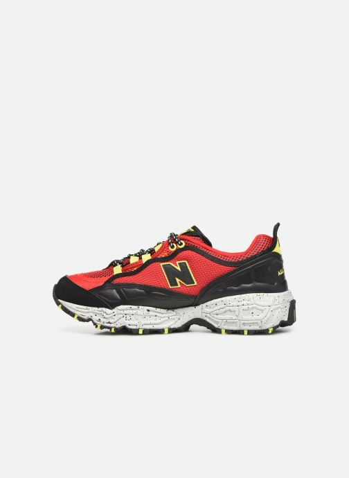 Trainers New Balance ML801 Red front view