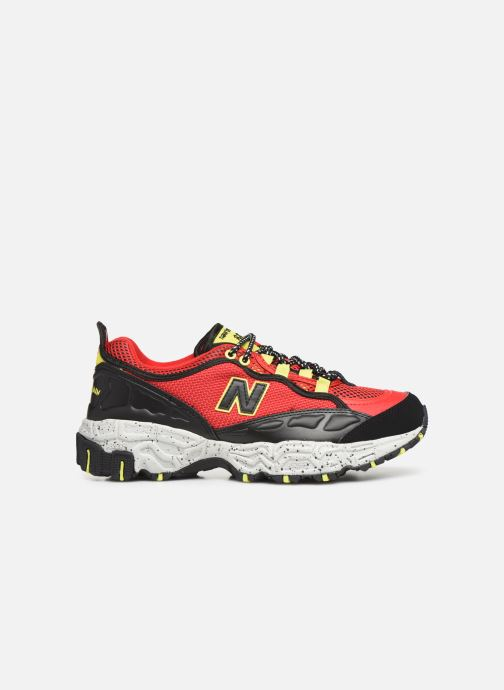 Trainers New Balance ML801 Red back view
