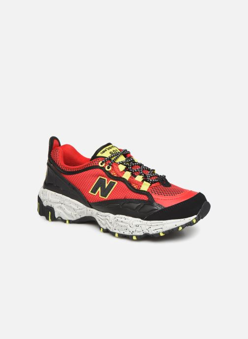 Trainers New Balance ML801 Red detailed view/ Pair view