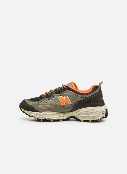 Sneakers New Balance ML801 Grå se forfra