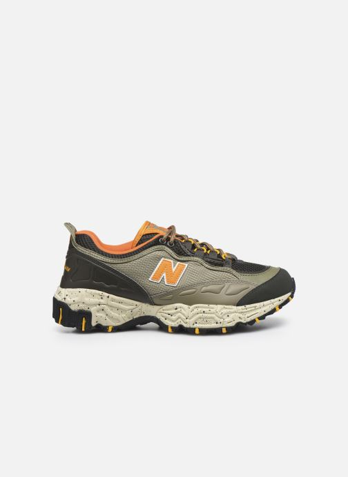 Sneaker New Balance ML801 grau ansicht von hinten