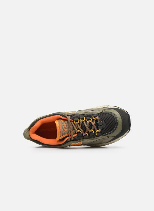 Sneaker New Balance ML801 grau ansicht von links