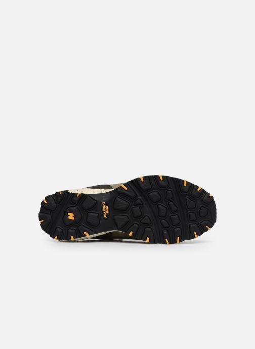 Sneaker New Balance ML801 grau ansicht von oben
