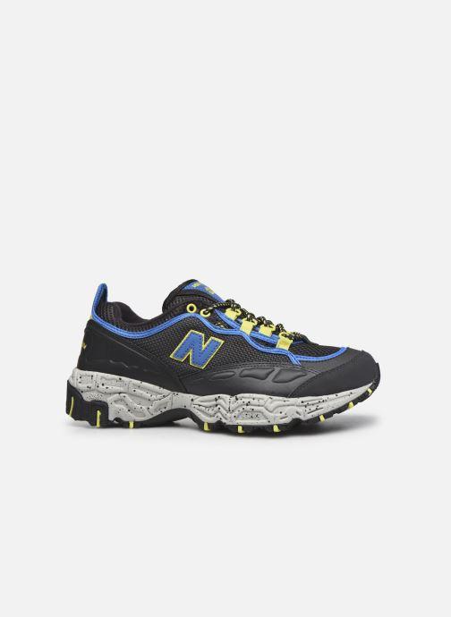 Sneakers New Balance ML801 Grigio immagine posteriore