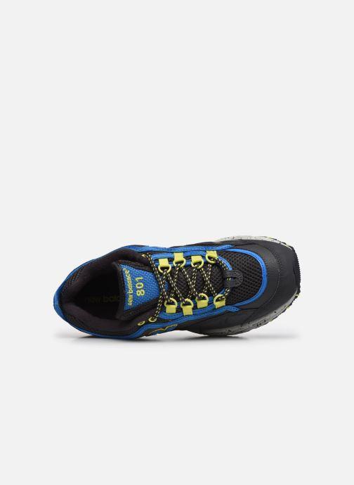 Sneakers New Balance ML801 Grigio immagine sinistra