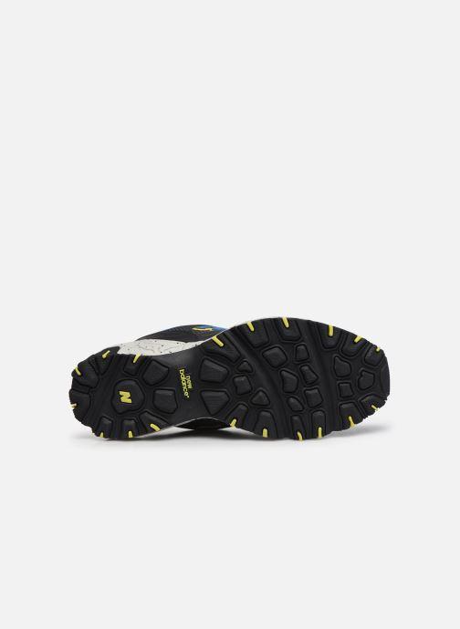 Sneakers New Balance ML801 Grigio immagine dall'alto