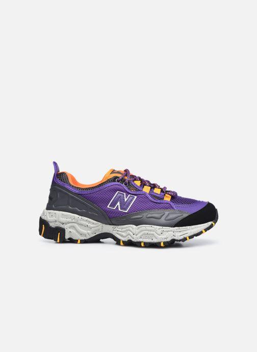 Sneakers New Balance ML801 Viola immagine posteriore