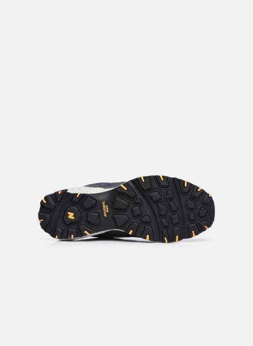 Sneakers New Balance ML801 Viola immagine dall'alto