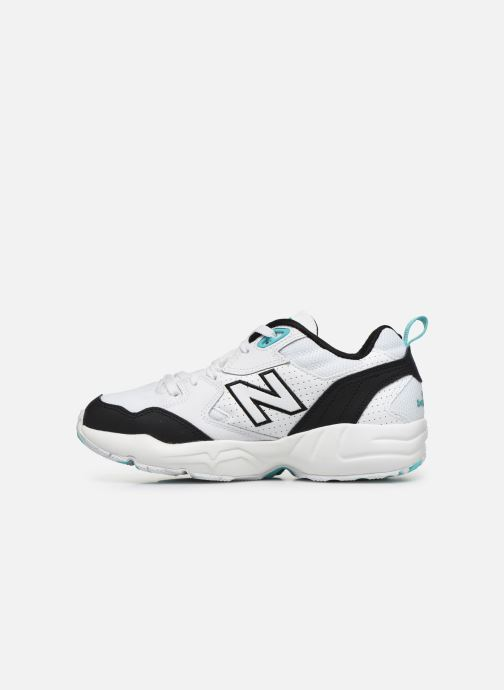 Sneakers New Balance WX708 Hvid se forfra