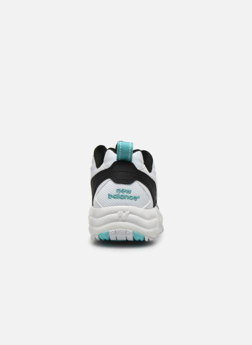 Sneakers New Balance WX708 Hvid Se fra højre
