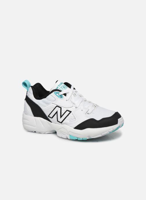 Sneakers New Balance WX708 Hvid detaljeret billede af skoene