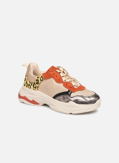 Sneakers Vanessa Wu BK2042 Beige vedi dettaglio/paio