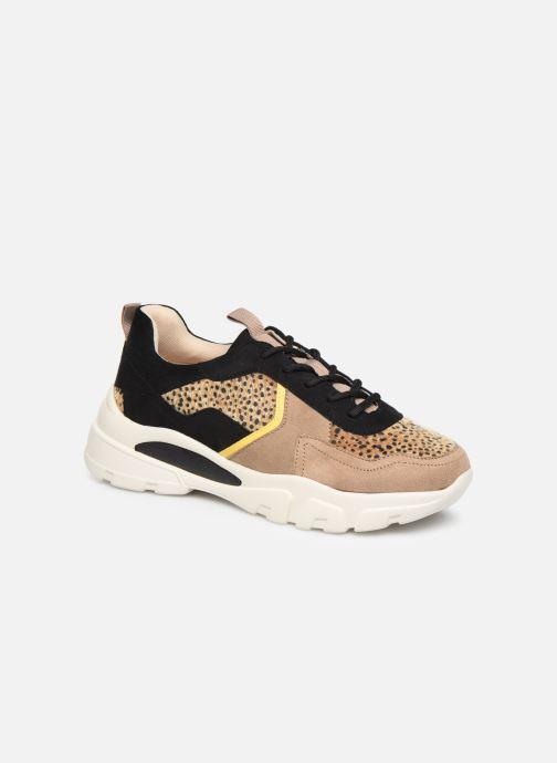 Sneaker Vanessa Wu BK2043 beige detaillierte ansicht/modell
