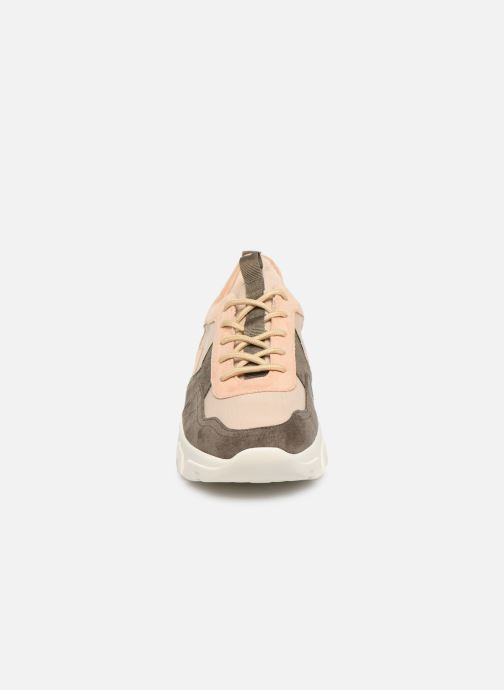 Baskets Vanessa Wu BK2043 Vert vue portées chaussures