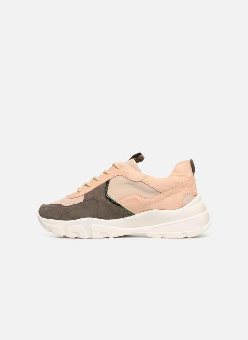 Sneakers Vanessa Wu BK2043 Groen voorkant