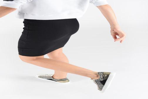 Sneakers Vanessa Wu BK2011 Grijs onder