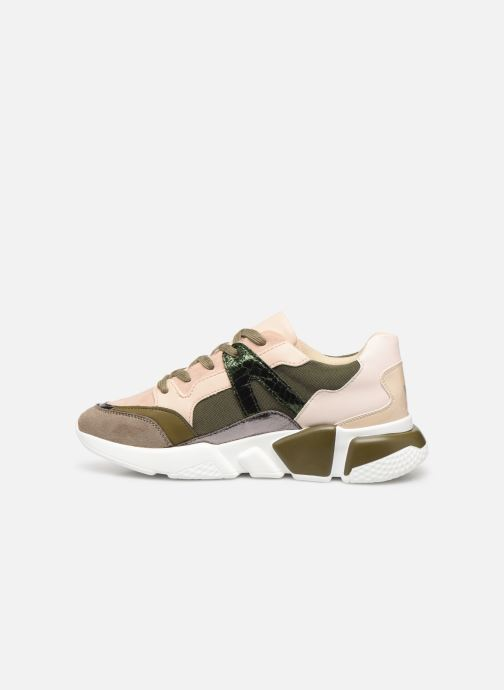 Sneakers Vanessa Wu BK2001 Groen voorkant