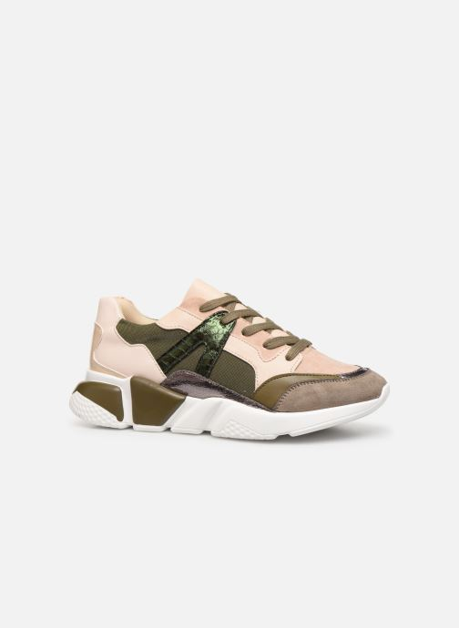 Sneakers Vanessa Wu BK2001 Groen achterkant