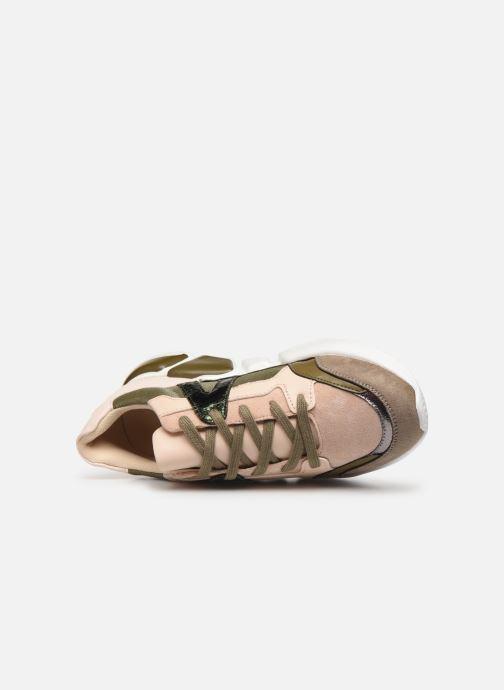 Sneakers Vanessa Wu BK2001 Groen links