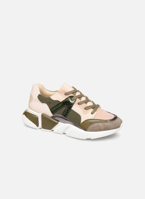 Sneakers Vanessa Wu BK2001 Groen detail