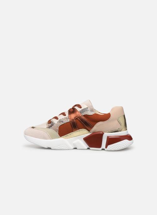 Sneaker Vanessa Wu BK2001 rot ansicht von vorne