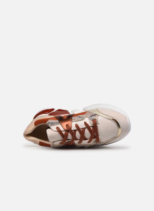Sneakers Vanessa Wu BK2001 Rood links