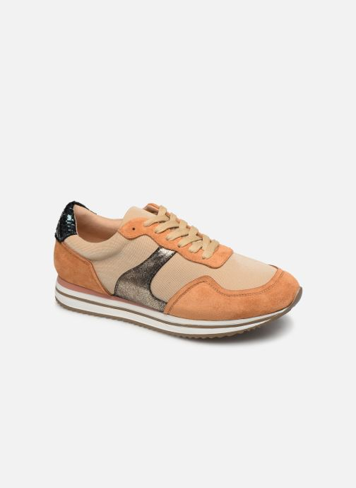 Sneaker Vanessa Wu BK2035 braun detaillierte ansicht/modell