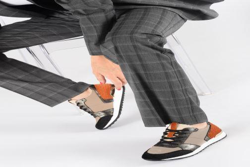 Sneakers Vanessa Wu BK2024 Brun bild från under