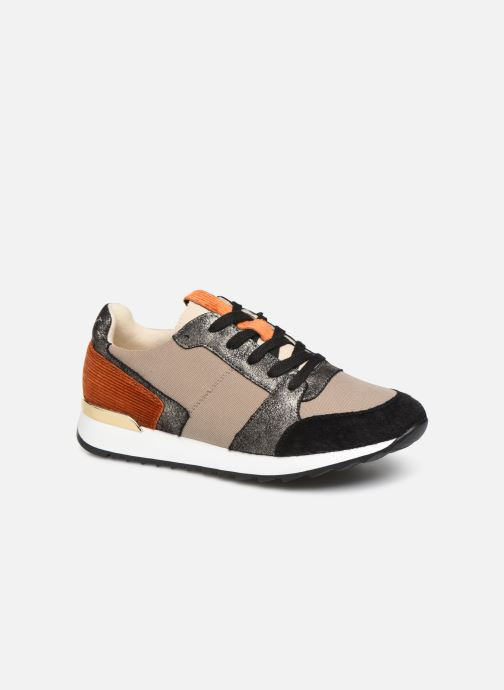 Trainers Vanessa Wu BK2024 Brown detailed view/ Pair view