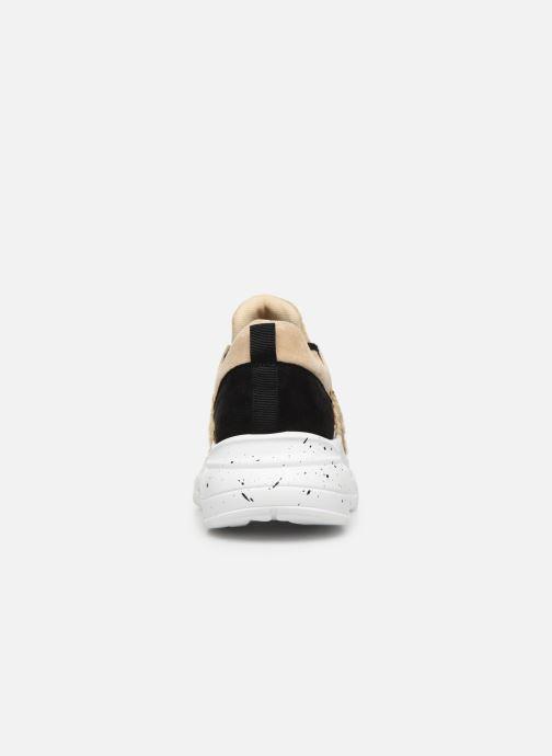 Sneakers Vanessa Wu BK2050 Beige immagine destra