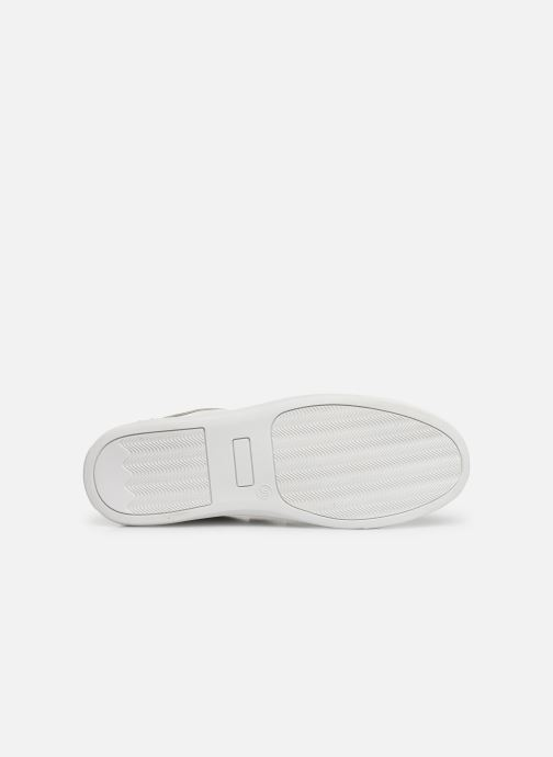 Trainers Vanessa Wu BK2000 White view from above