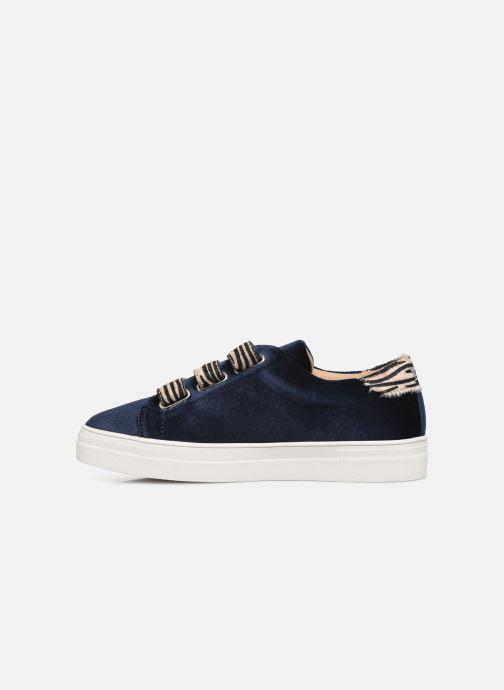 Sneakers Vanessa Wu BK2036 Blauw voorkant