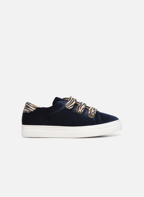 Sneakers Vanessa Wu BK2036 Blauw achterkant