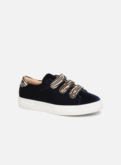 Sneakers Vanessa Wu BK2036 Blauw detail