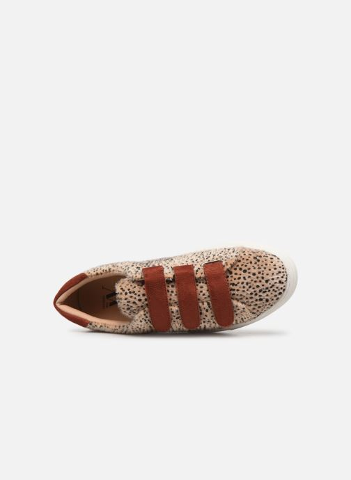Sneakers Vanessa Wu BK2036 Beige links